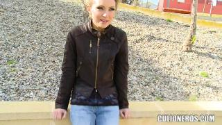 Nataly Von (gets fucked in public) (2012)