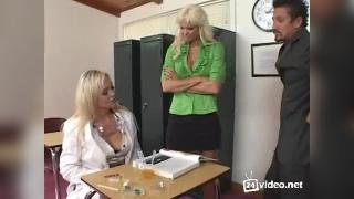 Big Tits At School 6
