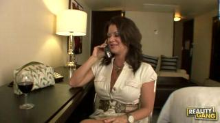 mature slut teaches the guy to know about sex