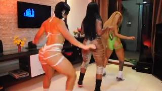 Brazilian dance ass Bundalele
