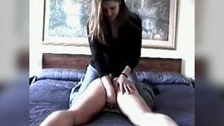 spanked and jacked