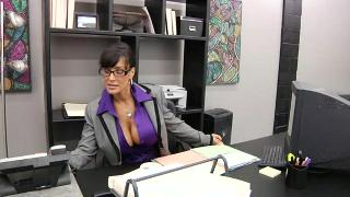 She's The Boss Lisa Ann