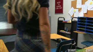 Jessa Rhodes Campus Creeper (2012)