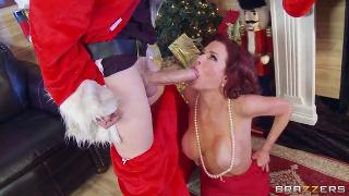 Squirting On Santa Veronica Avluv Danny D