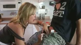 Jodi West STEP SON FUCK HIS MOTHER IN THE ASS