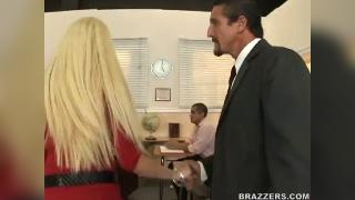 BigTitsAtSchool Gina Lynn (Performance Evaluation)