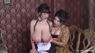 Hitomi & Anri Queen and Maid (2017.03.07)
