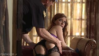Penny Pax in Penny And The Police